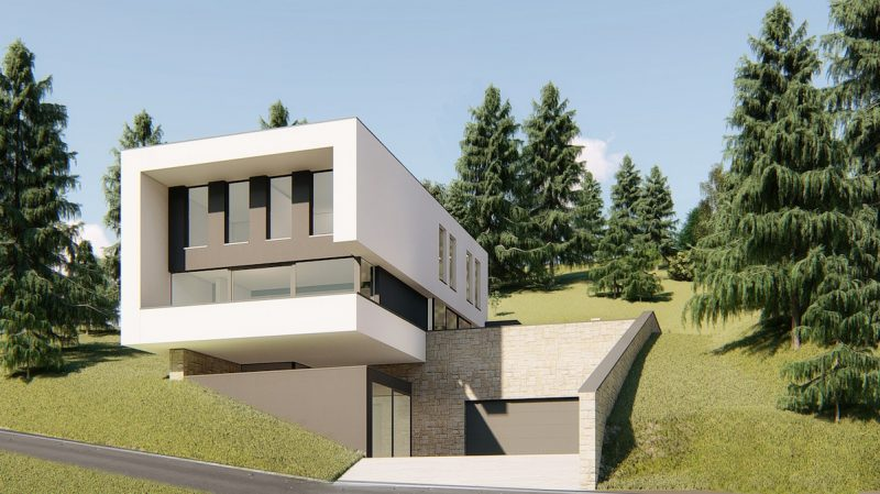 Wohnhaus Schönberg