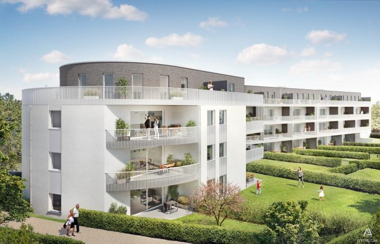 OPWYDO: Neubau eines Immobilienprojektes mit 33 Wohneinheiten